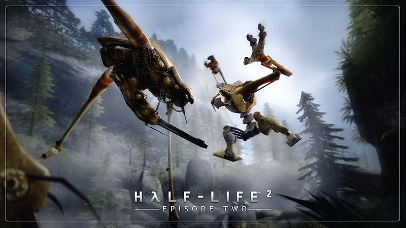 Скачать Игру Half Life 2 Episode Two На Русском Через Торрент - фото 4
